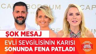 ECE ERKEN BANA KOCAMIN YATAKTAKİ FOTOĞRAFINI ATTI!   Magazin Noteri
