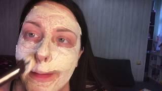 ТУРЕЦКАЯ маска для лица ОТБЕЛИВАЮЩАЯ И от морщин рецепт