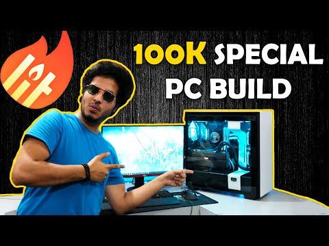 Lets Build My Main PC [HINDI] Tech Dreams Gaming & Productivity PC 2020