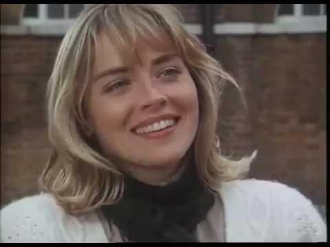 Lágrimas en la lluvia  😢 Sharon Stone 1988 Tears in the Rain  Paixões Proibidas
