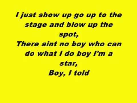 Eminem Drop The Bomb On Em Lyrics