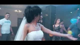 Мини backstage со свадьбы восхитительной пары Юлии и Александра город Балаково