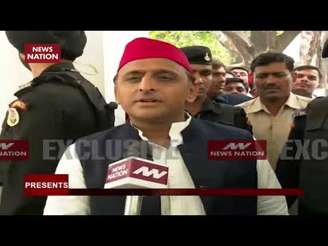 My own Exit Poll suggests BJP is going to exit from govt: Akhilesh Yadav