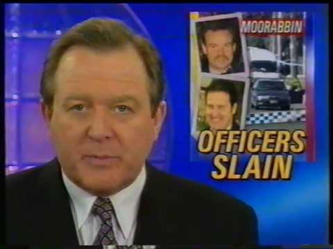 Gary-Silk police murders - Channel 9 news report (1998)