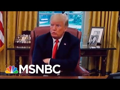 Hayes: President Donald Trump Terrified He Has 'Rat' In His Midst   All In   MSNBC