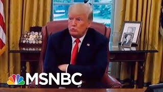 Hayes: President Donald Trump Terrified He Has 'Rat' In His Midst | All In | MSNBC