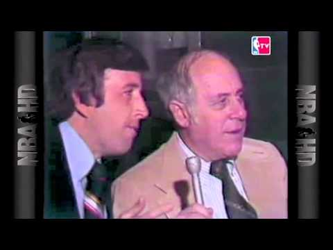 NBA Fundamentals: Pre-draft scouting with Red Auerbach