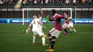FIFA 14 First Gameplay Trailer