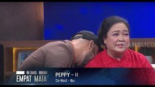 KAGET, Peppy Terharu Ibundanya Datang | INI BARU EMPAT MATA ( 23/12/19) Part 4