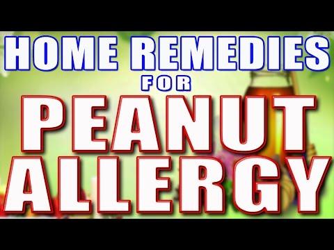Home remedy for Peanut Allergy II मूंगफली से हुई एलर्जी का घरेलु उपचार II