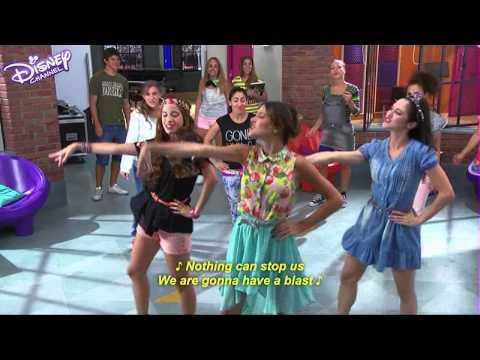 Violetta - Friendship Code - Sing Along - Official Video