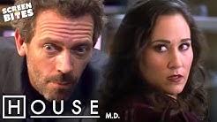 Gregory House VS Women | HOUSE M.D. | SceneScreen