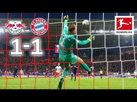RB Leipzig vs. Bayern München I 1-1 I World-Class Saves From