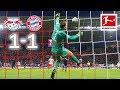 RB Leipzig Vs. Bayern München I 1-1 I World-Class Saves From Neuer And Gulacsi - Highlights