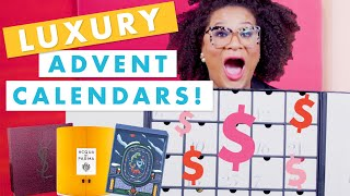 Unboxing EXPENSIVE Beauty Advent Calendars!! | Holiday Beauty Haul with Julie Wilson | Cosmopolitan