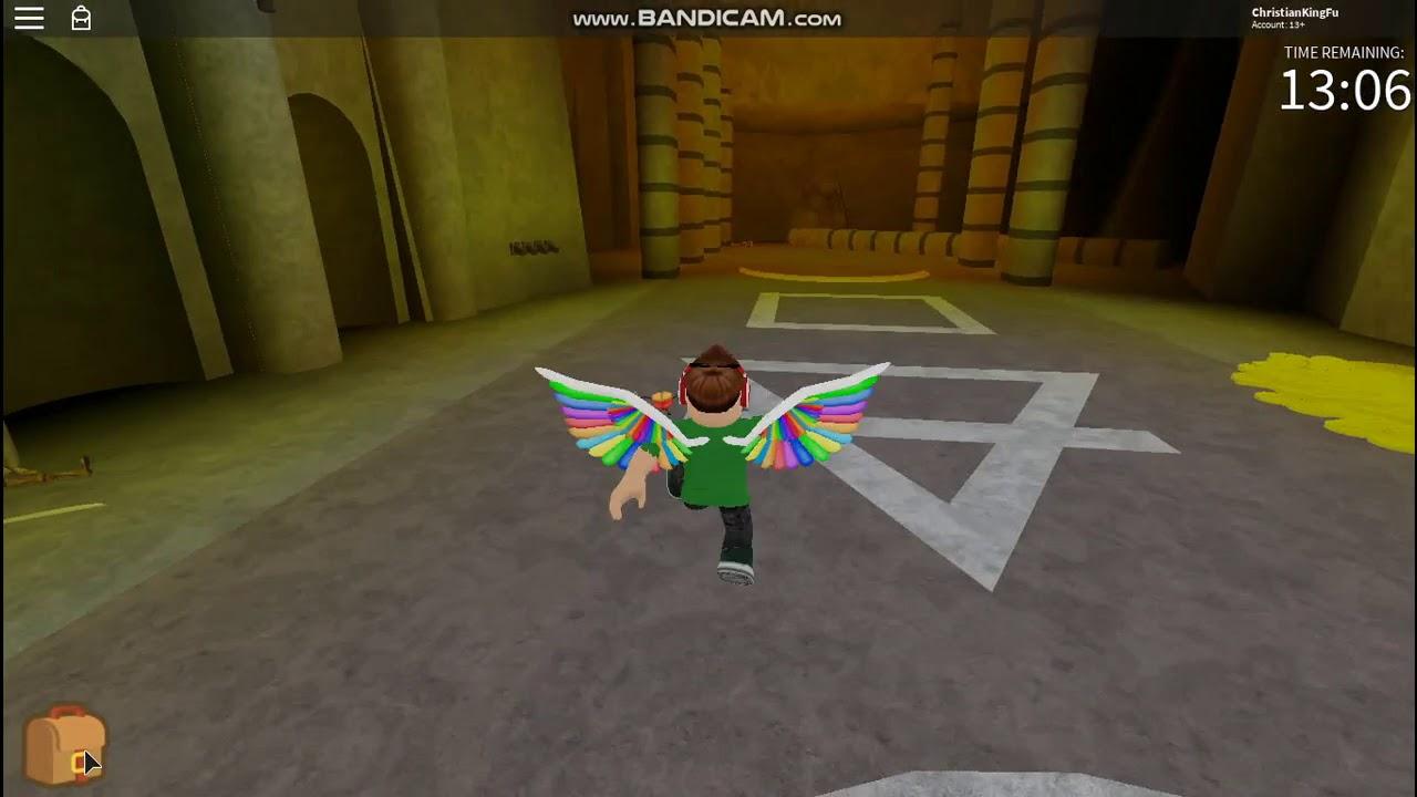 Roblox Room: Escape Room: Treasure Cave (New Version)