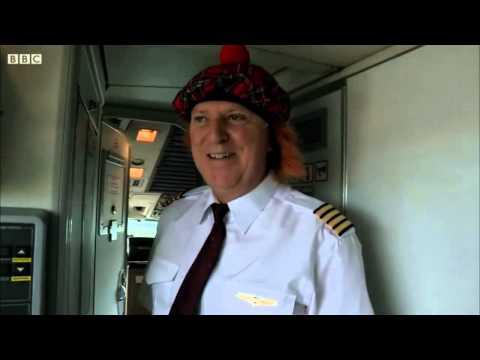 BBC Inside Edinburgh Airport  Episode 1 Part 1