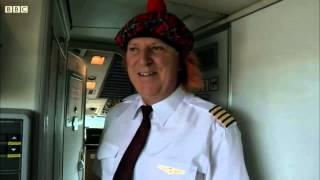 BBC Inside Edinburgh Airport  Episode 1 Part 1