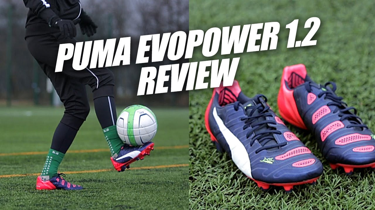 PUMA evoPOWER 1.2 Review - YouTube dd699b835