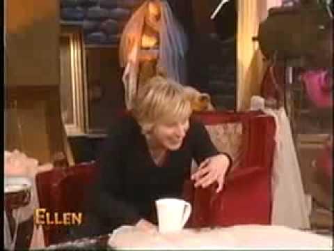 Ellen DeGeneres Laughing - The Best Of