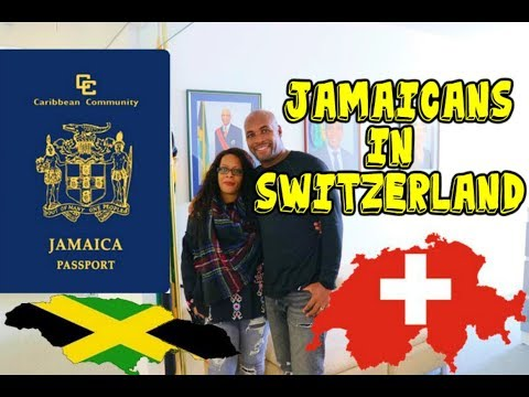 Renewing Jamaican Passport in Switzerland | Trip to Geneva
