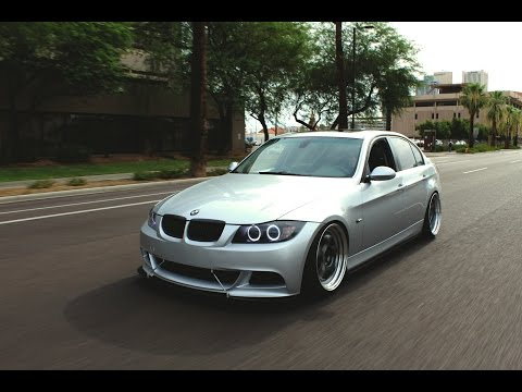 Stance E90 BMW (Max's BMW)