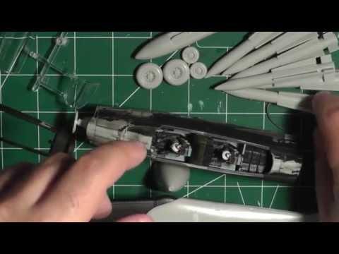 """Testors/Fujimi F-14A """"Black Bunny"""", Part 1"""