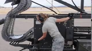 A-10 THUNDERBOLT II - Reloading 30mm GAU-8 Avenger Cannon 🇺🇸