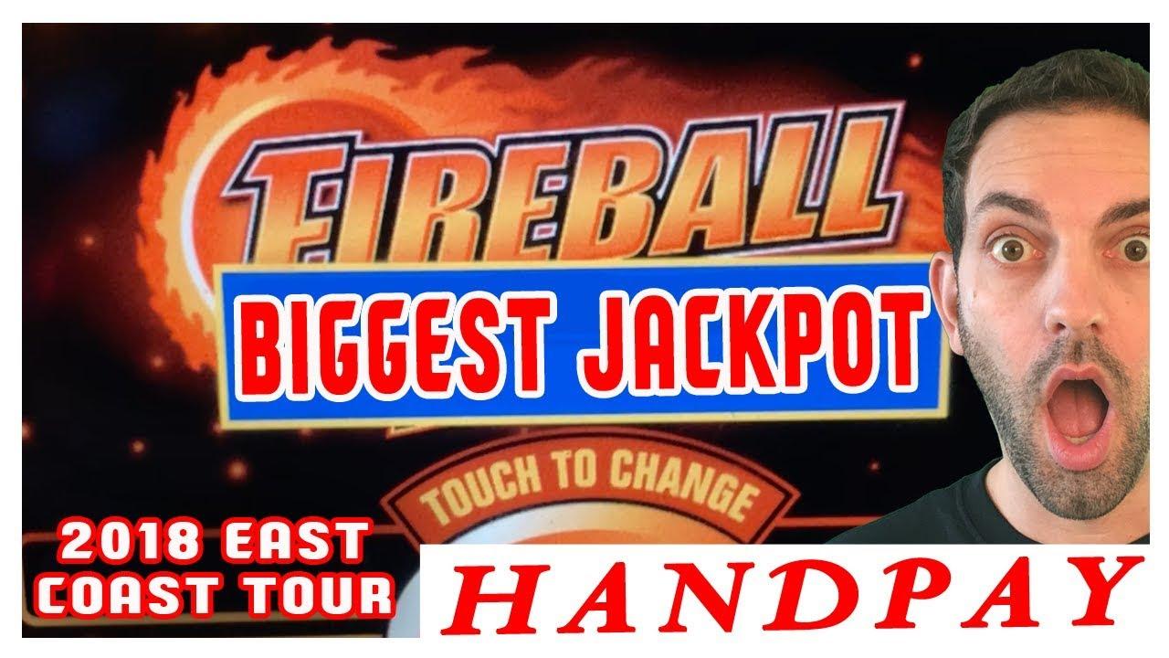 Biggest Slot Jackpots