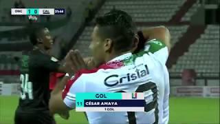 Once Caldas vs. Cali (3-1) | Liga Aguila 2018-II - Fecha 8