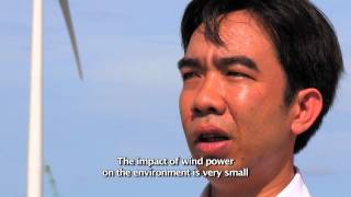 Mekong Delta: Wind Turbines - Short Film