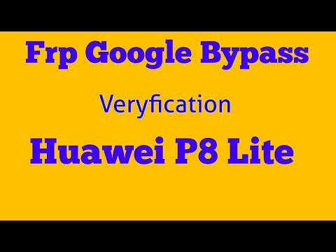 How To Bypass Google Account On Huawei Lua L21 1000% Work. 2017