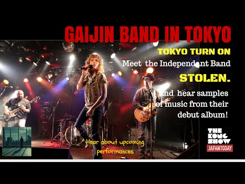 Introducing An Independent Tokyo Gaijin Band Called STOLEN.