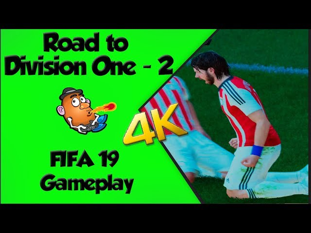 Road to Division One #2 | FIFA19 | Xbox One X 4K Gameplay
