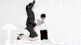"ceft and company: WHBM TV commercial ""the heart of workwear"" with coco rocha + ellen von unwerth Thumbnail"