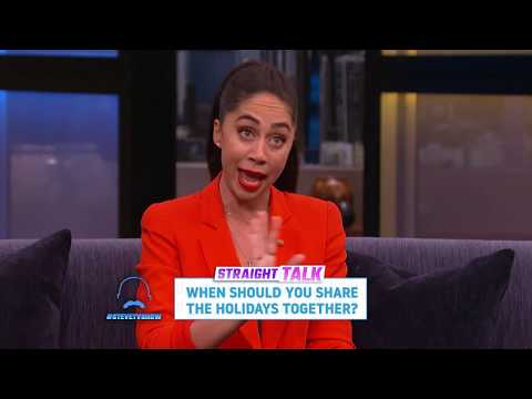 Straight Talk: Spending the Holidays Together