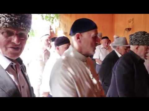 Визит делегации Совета тейпов ингушского народа к Погоровым