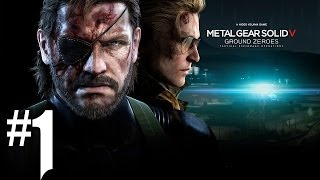 Metal Gear Solid 5 Ground Zeroes #1 [FR]