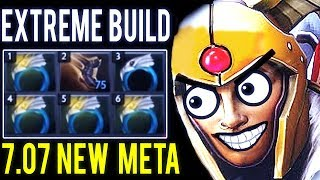 EXTREME BUILD - Legion Commander with 5 Ring of Aquila 7.07 NEW META PRO GAMEPLAY Dota 2
