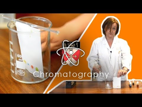 Chromatography - GCSE Science Required Practical