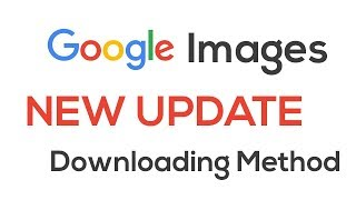 How to Download Pictures from google images