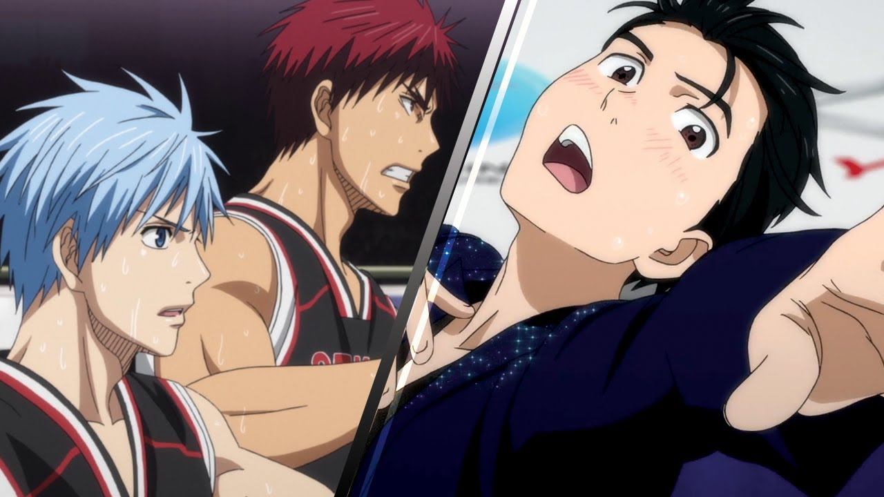 Top 6 Sports Anime Series Ever - YouTube
