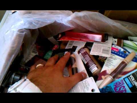 500 pcs Wholesale Mixed Cosmetics Box $500+Shipping