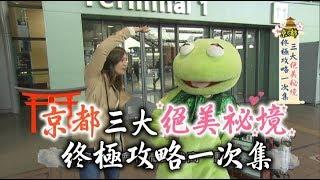 食尚玩家【日本 京都】莎莎帶著蛙蛙去旅行!三大祕境終極攻略一次集(完整版)
