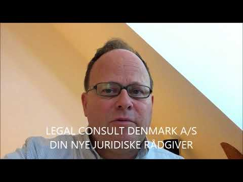 Video 8 Legal Consult Denmark A/S