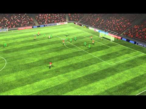Roma vs Werder Bremen - Avdic Own Goal 76 minutes