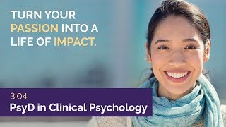 Doctorate in Clinical Psychology (Psy.D.)