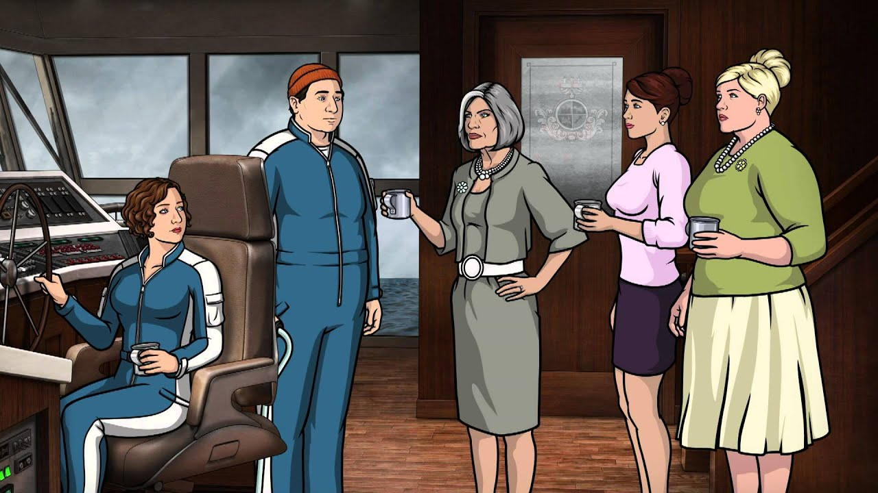 Archer sea tunt part ii youtube - Archer episodes youtube ...