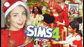 MIKOŁAJ W SIEROCIŃCU + Rozdaję GRĘ! The Sims 4 ❄️ VLOGMAS 2018 #6