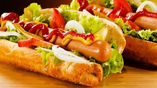 9 Hot Dog Recipe - New York Hot Dog Recipe | Easy Food Recipes Videos For Dinner to Make at Home